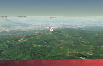 天峰山サイクリング