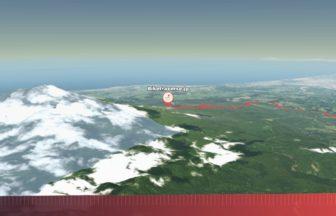鳥海山サイクリング