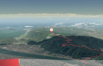福山グリーンラインサイクリング