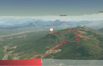 八面山サイクリング