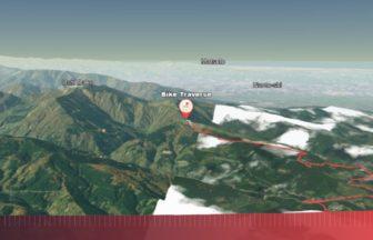 牛岳サイクリング