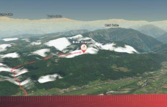 夢の平スキーリゾートサイクリング
